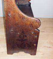 Victorian Vernacular Pine Poker Work Bench (5 of 10)