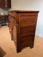 Oak Dresser Base (6 of 6)