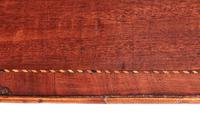 Mahogany Inlaid Tea Table George III (2 of 4)
