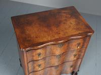 Antique Matched Pair of Walnut Chest of Drawers (2 of 20)