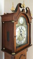 Rare Scottish George III Longcase by the Famed William Small (7 of 12)