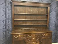 Georgian Period Oak Welsh Dresser (17 of 25)