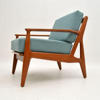 1960's Danish Teak Armchair by Arne Vodder (9 of 11)