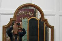 19th Century French Wall Mirror (4 of 6)