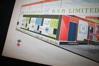BSR Exhibition Stand Drawings - 1963 (4 of 12)