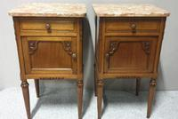 Pair of Oversized French Bedside Cabinets (8 of 8)