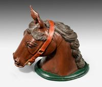 Early 20th Century Horse Head Mount (3 of 6)