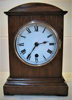 Delightful French Mantle Clock from 1920's