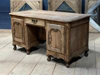 18th Century French Bleached Desk (5 of 20)