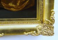 King Charles I & Henrietta After Anthony Van Dyck Royal Family Oil Portrait (4 of 6)