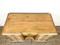 Victorian Antique Pine Sideboard with Drawers (6 of 11)
