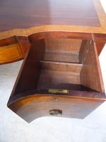 18th Century English Bow Front Sideboard (4 of 9)