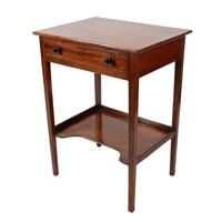Georgian One Drawer Table (8 of 8)