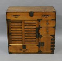 Japanese Tansu Chest (5 of 5)