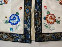 Antique Chinese Silk Embroidered Robe (9 of 9)