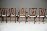 Set of 6 + 1 Continental Dining Chairs (10 of 12)