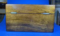 Victorian Rosewood Jewellery Box (14 of 17)