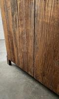 18th Century French Fruitwood Armoire (14 of 19)