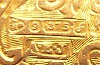 Edwardian Hallmarked 9 Carat Rose Gold Locket Necklace Chester Assayed (7 of 10)