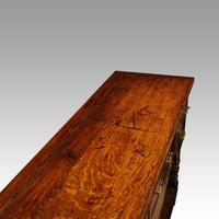 Antique Oak Small Dresser Base (9 of 11)