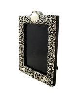 Antique Victorian Sterling Silver Photo Frame 1900 (2 of 10)