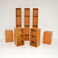 1950's Vintage Oak Stacking Bookcase by Unix (10 of 10)