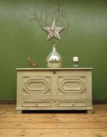 Large Gustavian Style Painted Coffer Blanket Box, Scandanavian Painted Chest (18 of 20)