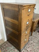 Oak Filing Cabinet (9 of 9)