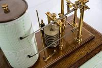 Combined Barograph / Thermograph by R & J Beck, Cornhill, London c.1912 (4 of 4)