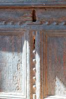18th Century Painted Pine Coffer (25 of 28)