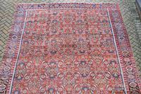 Antique Heriz Carpet 383x311cm (3 of 5)
