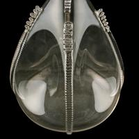 Pair of Edwardian Silver Stopper Carafes (3 of 8)