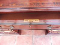 Howard & Sons Double Pedestal Desk c.1890 (4 of 13)