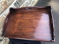 Antique George III Mahogany Butlers Tray (7 of 7)