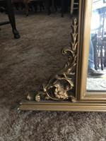 Large gilt mirror (6 of 6)