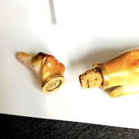 Porcelain Scent Bottle Greyhound (4 of 5)