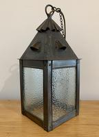 Arts and Crafts Hall Lantern (3 of 9)