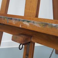 French Artist Easel made in c1950 (3 of 3)