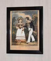 Three Romantic Regency Tinsel Prints (6 of 7)