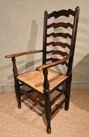 North Country Ladder Back Ash Armchair (2 of 5)