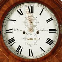 Scottish Georgian Grandfather Clock (4 of 8)