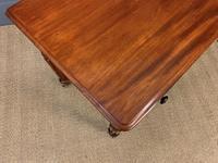 Victorian Mahogany Side Table (10 of 15)