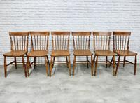 Set of 6 Windsor Kitchen/dining Chairs, Lincolnshire Origins (2 of 6)