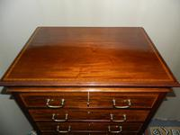 Mahogany Chest of Drawers - Maple & Co (6 of 6)