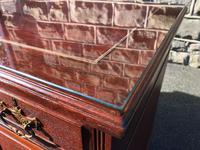 Antique Mahogany Pedestal Desk (4 of 12)