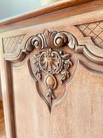 French Antique Sideboard / Louis XV Style Sideboard / Antique Oak Buffet (7 of 9)