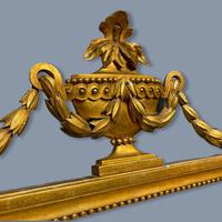 Early 19th Century French Gilt Mirror (5 of 9)