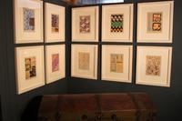 "Set of 10 original ""Dessins"" pochoir prints Paris 1929"