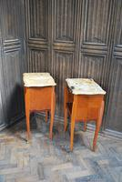 Superb Pair of French Bedside Cabinets (9 of 10)