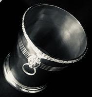 Silver Plated Mid Century Ice Bucket (3 of 3)